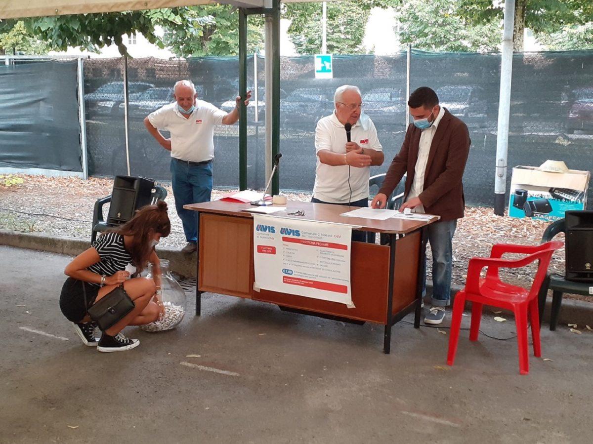 1a Lotteria Avis Noceto